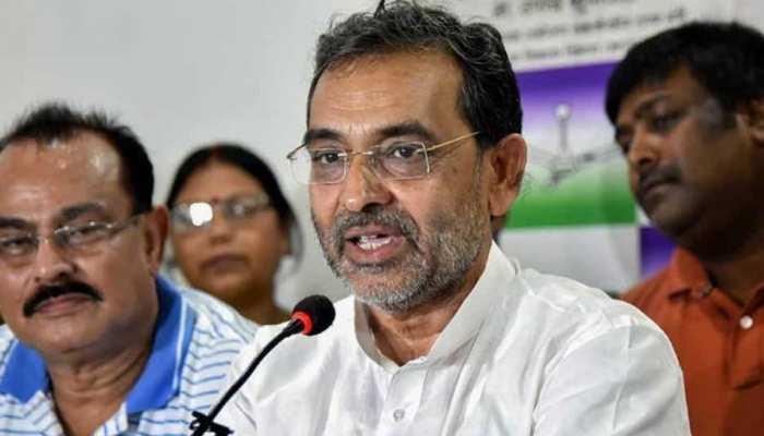 उपेंद्र कुशवाहा ने साधा नीतीश कुमार पर निशाना, कहा- 'बीजेपी धोखा नंबर 2 के लिए रहे तैयार'