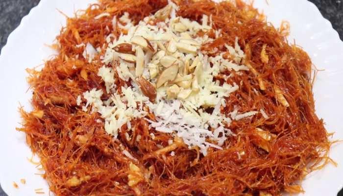 Recipe: ईद के त्योहार में घोलें मिठास, मेहमानों के लिए बनाएं स्वादिष्ट किमामी सेवइयां