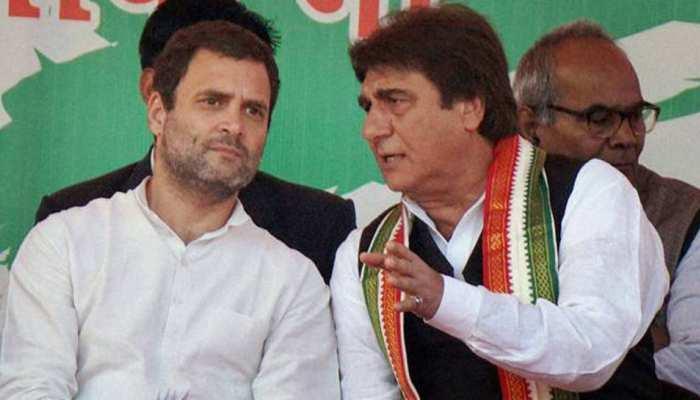 अमेठी में राहुल के हारने पर राज बब्बर बोले, उन्होंने अमेठी को माना परिवार लेकिन...