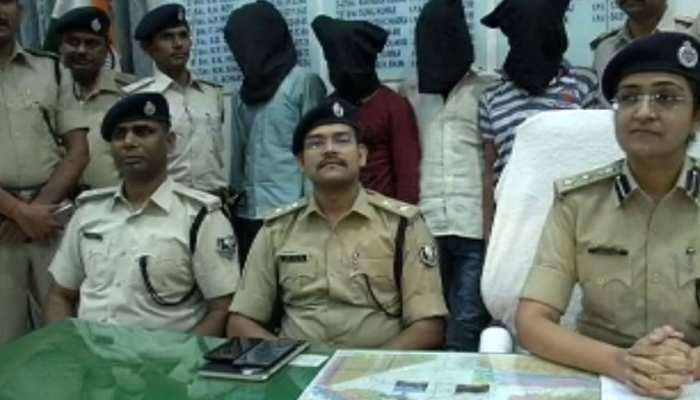 पटना पुलिस ने अपहृत बच्चे को किया बरामद, 60 लाख फिरौती की थी मांग