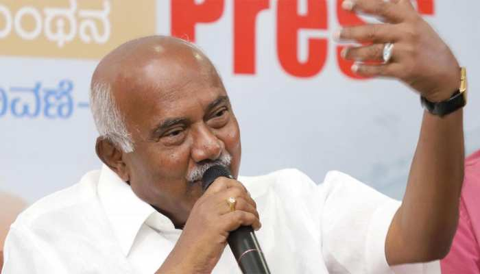 लोकसभा चुनाव के बाद कर्नाटक में इस बड़े नेता ने दिया इस्तीफा, बताई ये वजह
