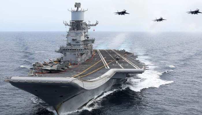 समुद्र ही नहीं पर्यावरण की भी रक्षा करेगी नौसेना, बायोडीजल और सोलर पावर को बनाएगी 'हथियार'