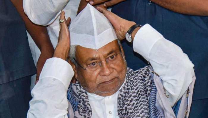 नीतीश कुमार का गिरिराज सिंह को जवाब, कहा- 'दूसरों का सम्मान नहीं करने वाले धार्मिक नहीं'