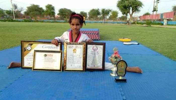 जयपुर: 5 साल की तान्या ने फिर किया ऐसा कमाल, तीसरी बार बनाया वर्ल्ड रिकॉर्ड