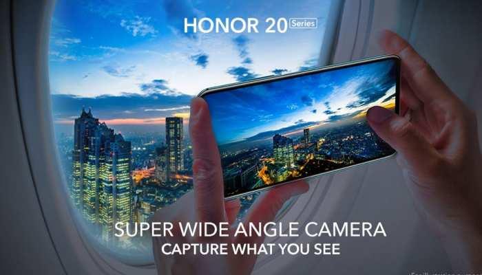 4 कैमरा सेटअप वाला Honor 20 सीरीज 11 जून को होगा लॉन्च, जानें फीचर्स