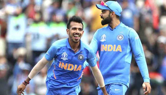 INDvsSA World Cup 2019: युजवेंद्र चहल ने पहले ही मैच में बनाया रिकॉर्ड, ऐसा करने वाले पहले भारतीय