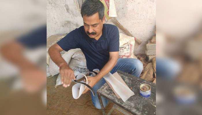 राजस्थान: बेसहारा पशुओं का सहारा बना यह डॉक्टर, अब तक 92 जानवरों को दी नई जिंदगी