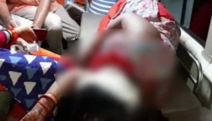 झारखंडः घर में घुसकर अज्ञात अपराधियों ने महिला को मारी गोली, गंभीर रूप से घायल