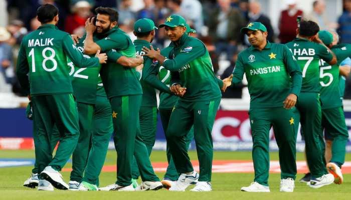 World Cup: भारतीय विकेट लेने पर पाक खिलाड़ियों ने की खास जश्न की मांग, मिला इनकार
