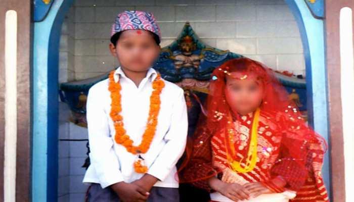 नेपाल में हर दस व्यक्तियों में एक का होता है बाल विवाह: रिपोर्ट