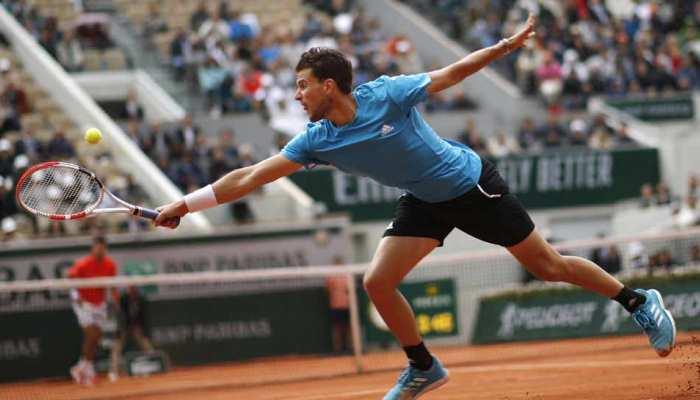 French Open 2019: बारिश ने मजा किया किरकिरा, जोकोविच-थिएम के बीच तीसरे सेट का मुकाबला आज