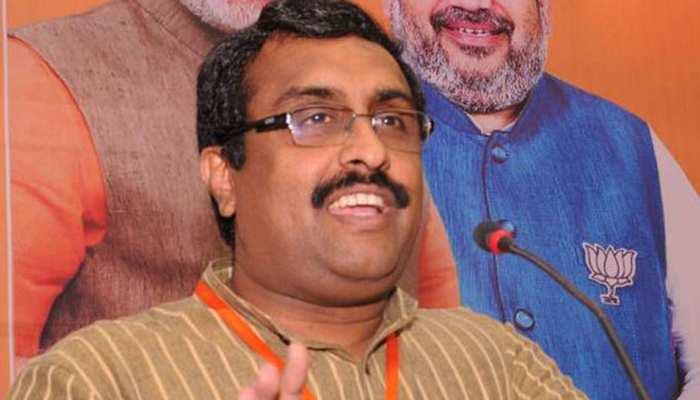 बीजेपी ने चुनाव जीतने के लिए सेना की उपलब्धियों का सहारा नहीं लिया: माधव