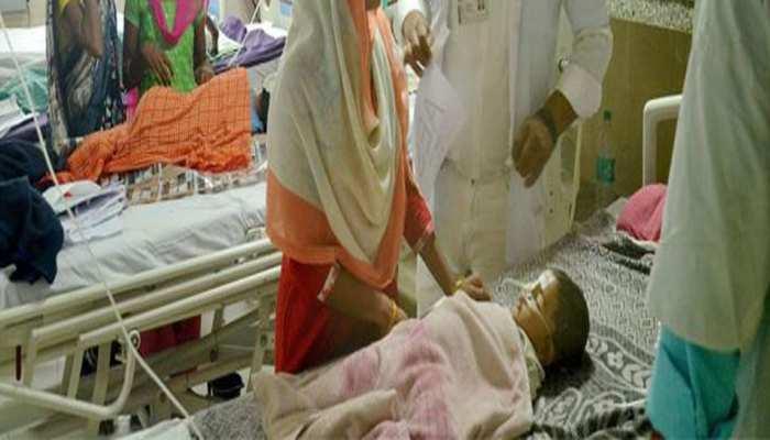 बिहार: मुजफ्फरपुर में फिर संदिग्ध एईएस का कहर, अब तक 12 बच्चों की मौत