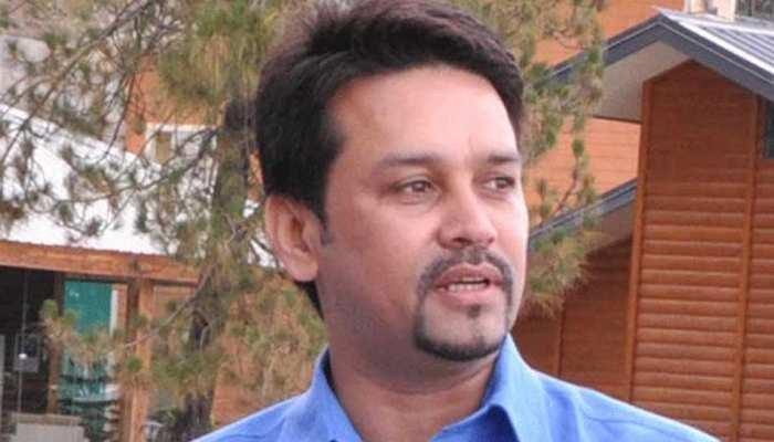 ममता बनर्जी को केंद्र के साथ तालमेल में काम करना चाहिए: अनुराग ठाकुर