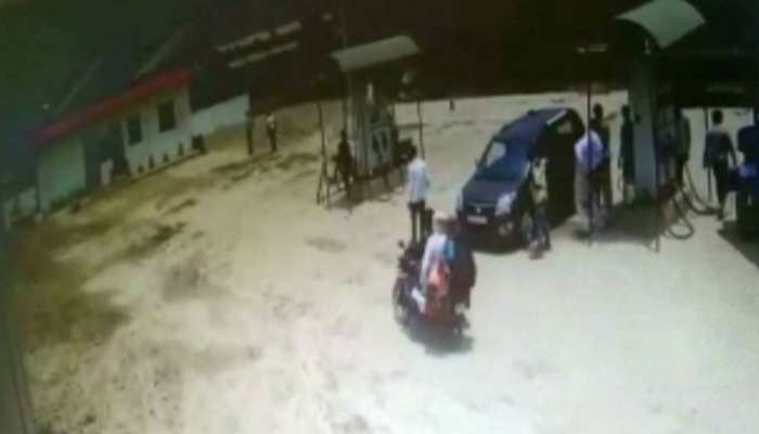 बेतिया: जेडीयू नेता के भाई की दबंगई, पेट्रोल पंप को बम से उड़ाने की धमकी