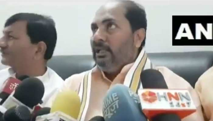 योगी सरकार के मंत्री उपेंद्र तिवारी ने बताई रेप की 'प्रकृति', फिर दिया आपत्तिजनक बयान
