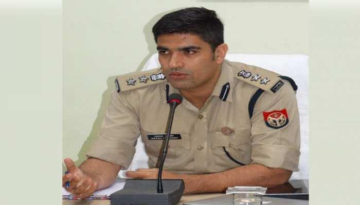 अलीगढ़ बच्ची हत्याकांड: SSP बोले, किसी को माहौल खराब करने का मौका नहीं दिया जाएगा