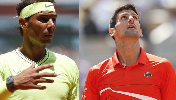 ATP Ranking: फ्रेंच ओपन जीत कर भी नंबर 1 नहीं बन पाए नडाल, जोकोविच टॉप पर कायम