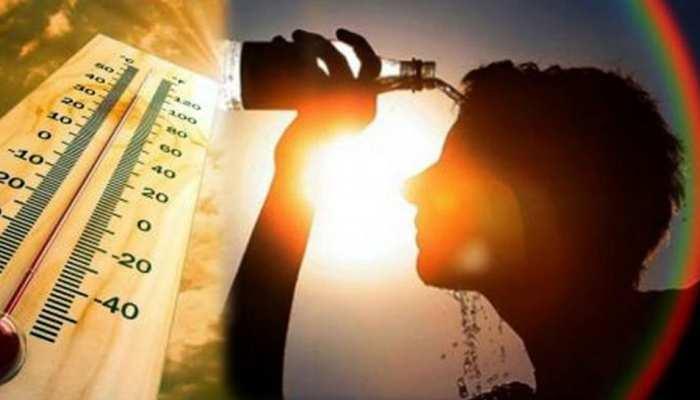 राजस्थान: भीषण गर्मी से लगातार परेशान हो रहे लोग, अधिकतर जिलों में 48 पहुंचा तापमान