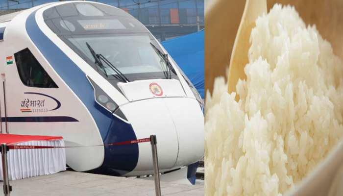 वंदे भारत एक्सप्रेस में यात्रियों को परोसा गया सड़ा हुआ चावल, साध्वी निरंजन ज्योति भी थीं मौजूद