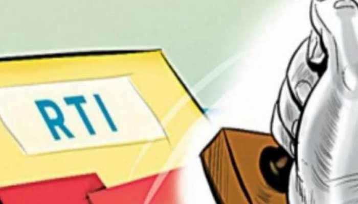 RTI से मांगी जानकारी, तो अफसर ने पूछा- फाइल नंबर और तारीख बताओ