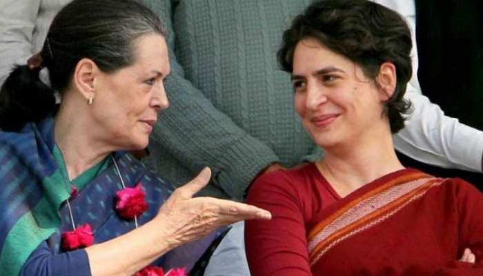 आज रायबरेली पहुंचेंगी सोनिया-प्रियंका गांधी, जीत के लिए जताएंगी का आभार, करेंगी ये मंत्रणा