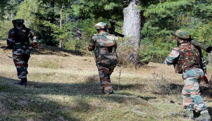 जम्मू कश्मीर: बारामूला के सोपोर में आतंकी और सेनाओं के बीच मुठभेड़, 1 आतंकी ढेर