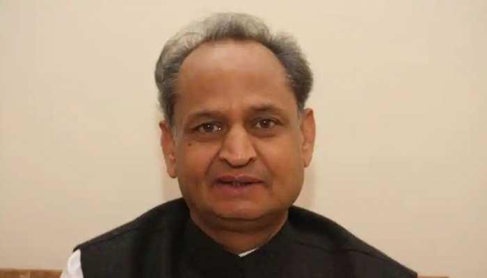 अशोक गहलोत ने फिरोजपुर फीडर की रि-लाइनिंग के लिए पंजाब के CM को लिखा पत्र