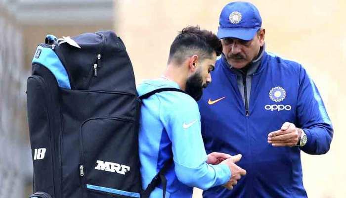 World Cup से पहले बड़ा फैसला, टीम इंडिया के कोच शास्त्री का करार बढ़ा, इन्हें भी फायदा...