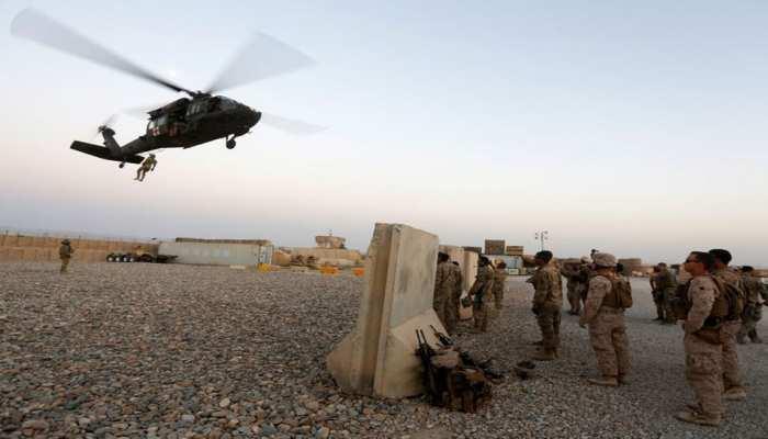 अफगानिस्तान में हवाई हमले में गलती से 5 सैनिकों की मौत, 7 घायल