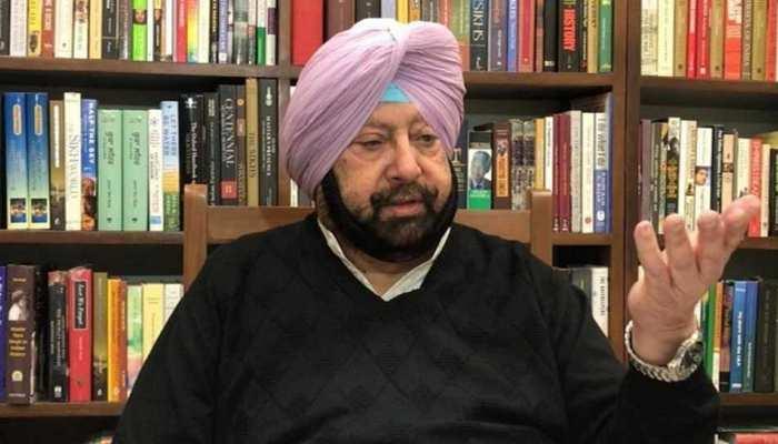 पंजाब: CM अमरिंदर सिंह के आदेश पर 100 से अधिक खुले बोरवेल किए गए बंद