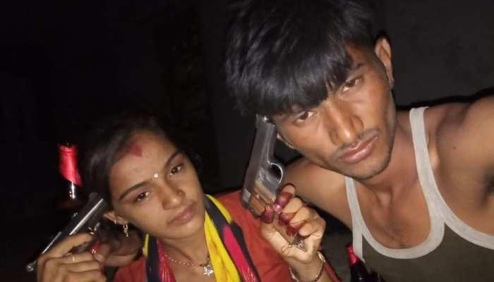 राजस्थान: प्रेमी युगल ने की आत्महत्या, एक दूसरे के सामने खुद पर चलाई गोली