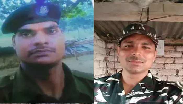 अनंतनाग आतंकी हमले में शहीद हुए यूपी के दो लाल, गाजीपुर-शामली में पसरा मातम