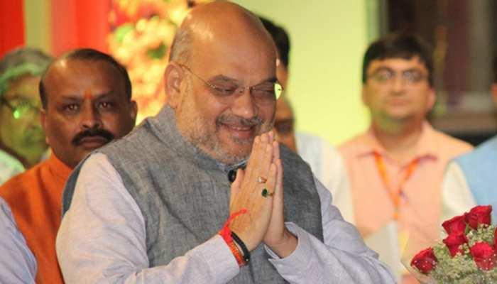 पार्टी पदाधिकारियों बोले शाह- अभी शिखर पर पहुंचना बाकी, केरल, पश्चिम बंगाल हैं अगला पड़ाव