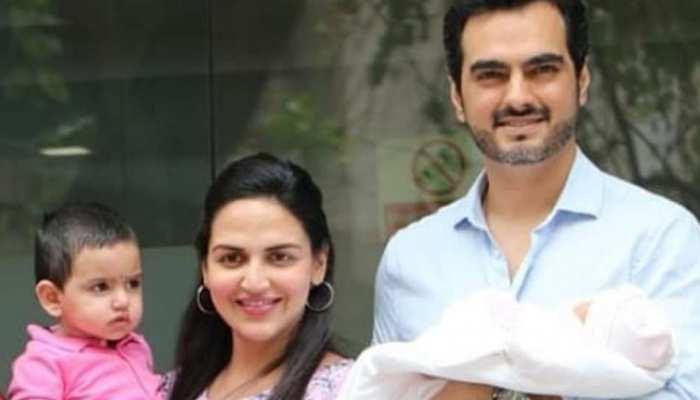 Video: ईशा देओल ने दी बेटी की पहली झलक, इसलिए हो रही पति भरत की तारीफ...
