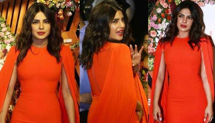 Bollywood, Hollywood Actress Priyanka Chopra Launches App In Mumbai