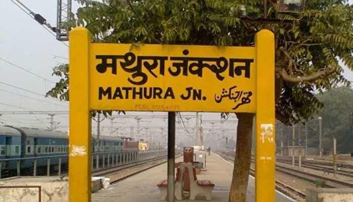 मथुरा: पहले साधु का गला घोंटकर की हत्या, फिर सड़क किनारे पेट्रोल डालकर बुरी तरह जलाया