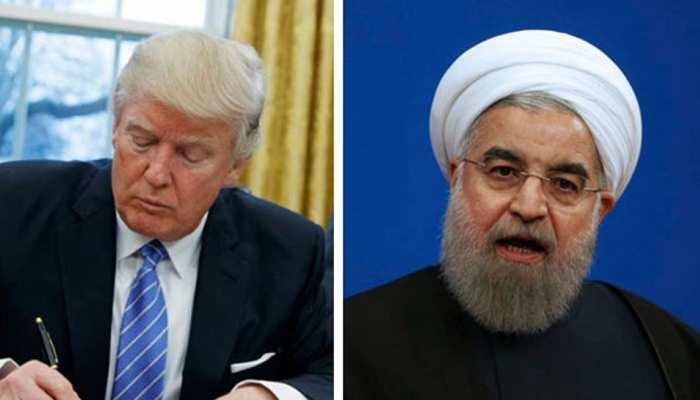 अमेरिका और ईरान में तनाव और बढ़ा, US का आरोप- ओमान की खाड़ी में तेल टैंकरों पर हमला किया गया