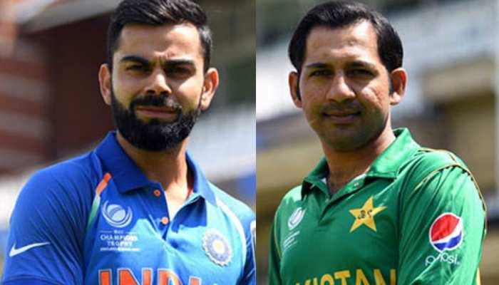 भारत-पाकिस्तान मैच में भी बारिश का अनुमान, सोशल मीडिया पर ट्रेंड करने लगा #ShameOnICC
