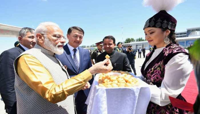 SCO Summit: पीएम मोदी के लिए डिनर में किर्गिस्तान के राष्ट्रपति ने बनवाई ये 'स्पेशल वेज डिश'