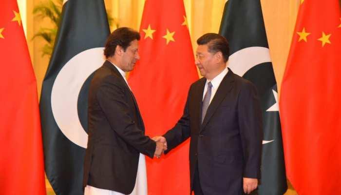 इमरान से बोले शी- भारत-पाकिस्तान के रिश्तों में सुधार का समर्थन करता है चीन