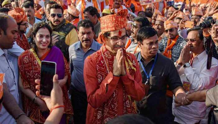 उद्धव ठाकरे के अयोध्या भ्रमण से पहले बोले शिवसेना सांसद, इस दिन शुरू होगा राम मंदिर का निर्माण