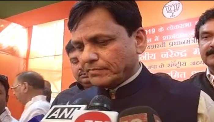 बिहारः बच्चों की मौत से दुखी नित्यानंद राय बोले- नहीं होगा BJP सांसद और मंत्रियों का स्वागत