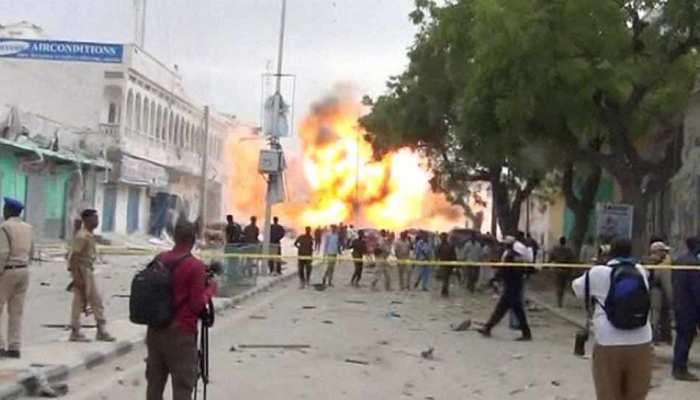 सिलसिलेवार धमाकों से हिली सोमालिया की राजधानी, अब तक 11 मौत की पुष्टि