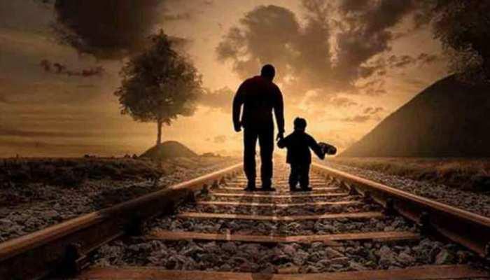 फादर्स डे: उदयपुर का वह निवासी जिसने 'पिता' शब्द को दी नई परिभाषा, जानिए पूरी कहानी