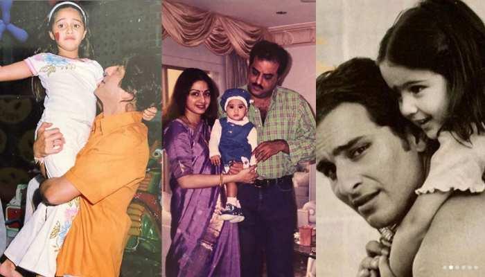 इमोशनल हुए स्टार्स, अमिताभ बच्चन से लेकर अन्नया पांडे तक ने ऐसे मनाया Fathers Day