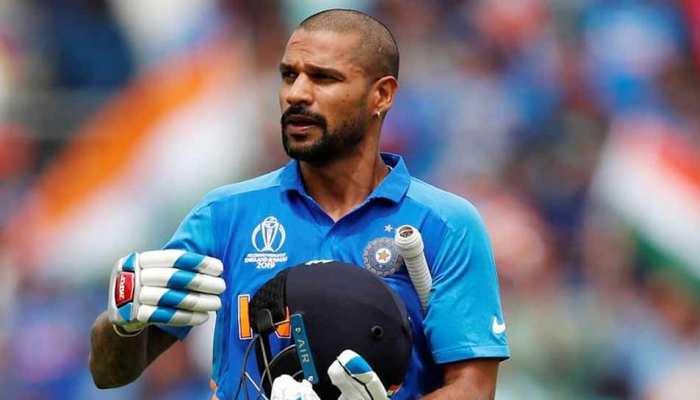 भारत-पाक मैच से पहले शिखर धवन का Tweet- 'बाप शेर तो बेटा सवा शेर'
