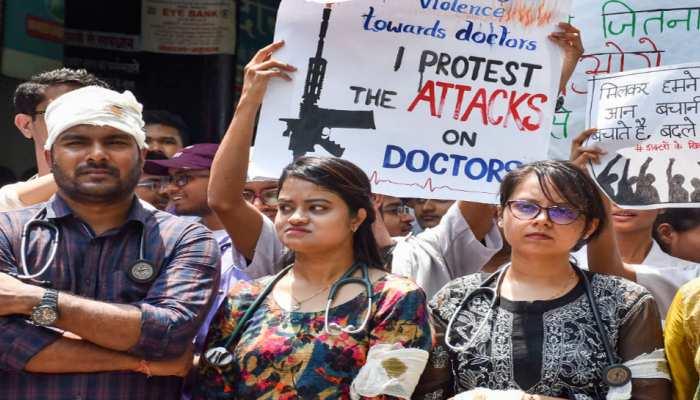 डॉक्टरों की देशव्यापी हड़ताल आज, AIIMS में 12 बजे से शुरू होगी हड़ताल, मरीज होंगे परेशान