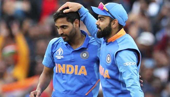 भुवी की चोट ने बढ़ाई टीम इंडिया की चिंता, कोहली ने बताया इतने मैच नहीं खेल पाएंगे