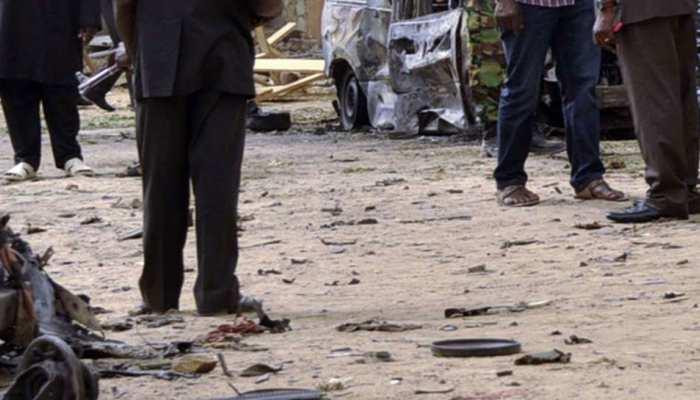 नाइजीरिया में हुआ आत्मघाती हमला, 30 लोगों की मौत